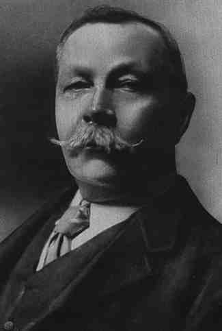 Conan doyle 1: Research