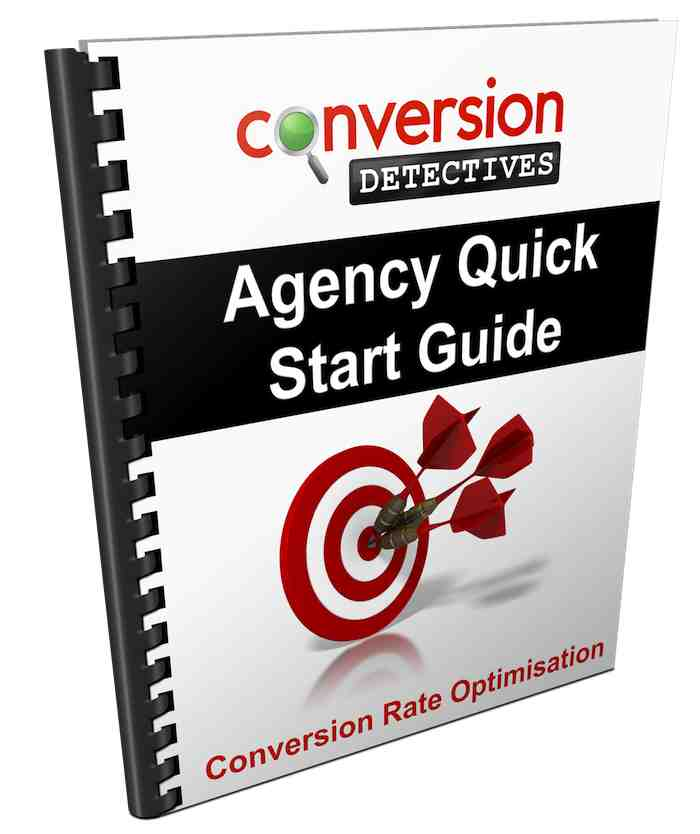Agency Guide to Conversion Rate Optmisation CRO Quick Start Guide for Digital Agencies