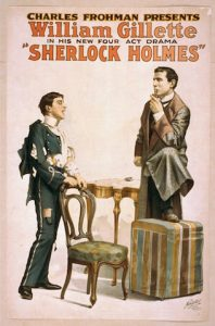 Sherlock Holmes Poster 2