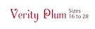 Verity Plum Logo