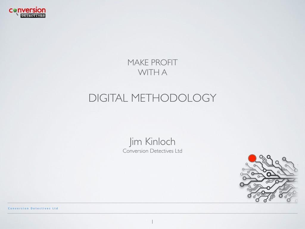 Digital Growth Slide 1