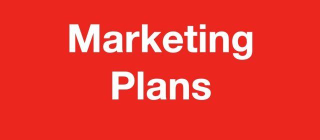 Marketing Plans